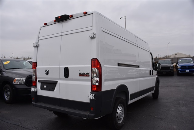 2018 ProMaster 2500 High Roof FWD,  Empty Cargo Van #R2074 - photo 5