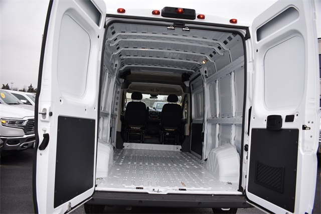 2018 ProMaster 2500 High Roof FWD,  Empty Cargo Van #R2074 - photo 2