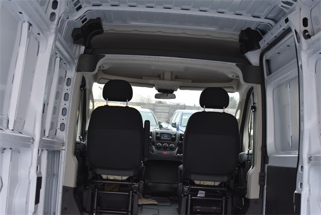 2018 ProMaster 2500 High Roof FWD,  Empty Cargo Van #R2074 - photo 10