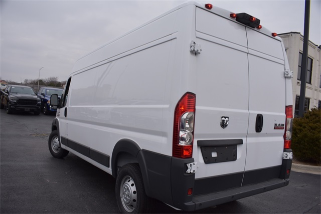 2018 ProMaster 2500 High Roof FWD,  Empty Cargo Van #R2074 - photo 29