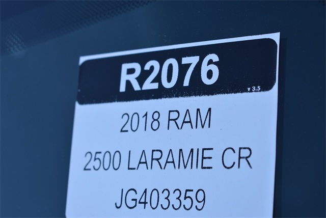 2018 Ram 2500 Crew Cab 4x4,  Pickup #R2076 - photo 28
