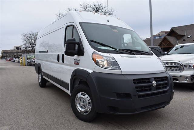 2018 ProMaster 3500 High Roof FWD,  Empty Cargo Van #R2079 - photo 10