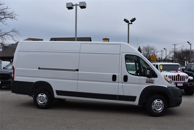 2018 ProMaster 3500 High Roof FWD,  Empty Cargo Van #R2079 - photo 4