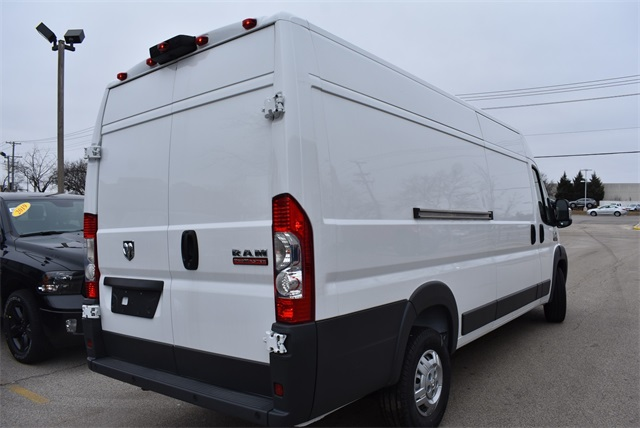 2018 ProMaster 3500 High Roof FWD,  Empty Cargo Van #R2079 - photo 5