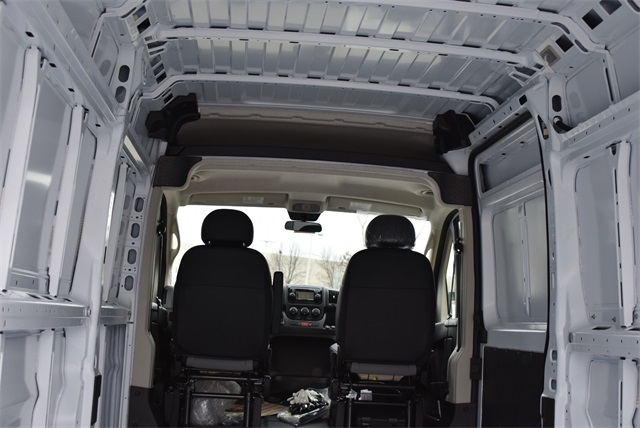 2018 ProMaster 3500 High Roof FWD,  Empty Cargo Van #R2079 - photo 7
