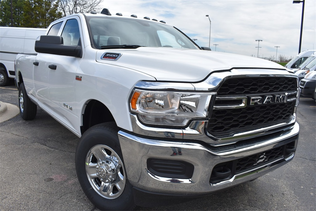 2019 Ram 3500 Crew Cab 4x4, Pickup #R2242 - photo 11