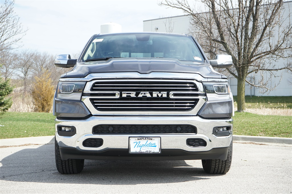 2020 Ram 1500 Crew Cab 4x4, Pickup #R2510 - photo 4
