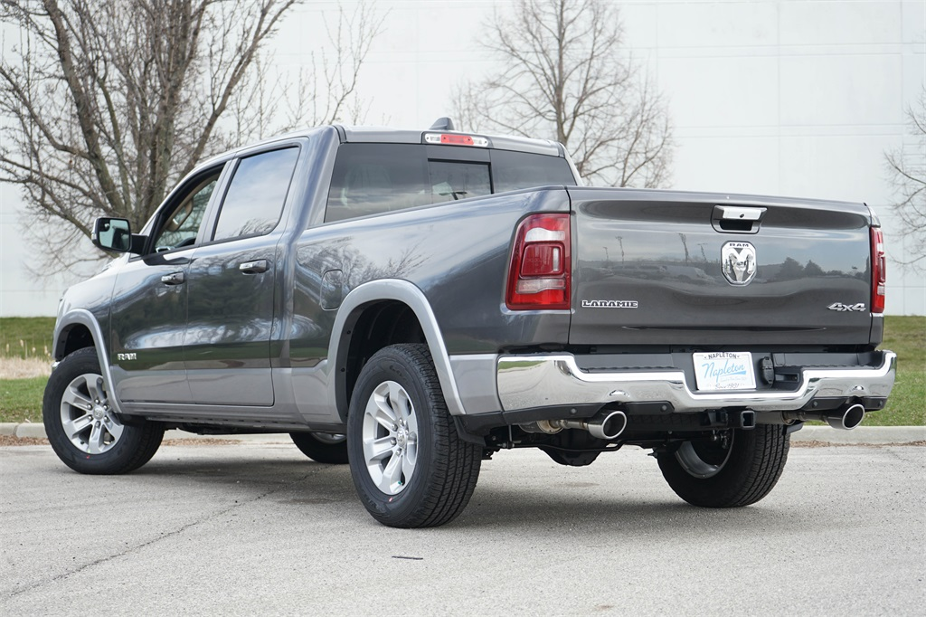 2020 Ram 1500 Crew Cab 4x4, Pickup #R2510 - photo 2