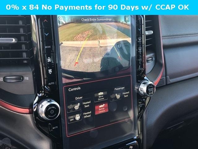 2020 Ram 1500 Crew Cab 4x4, Pickup #R2525 - photo 1