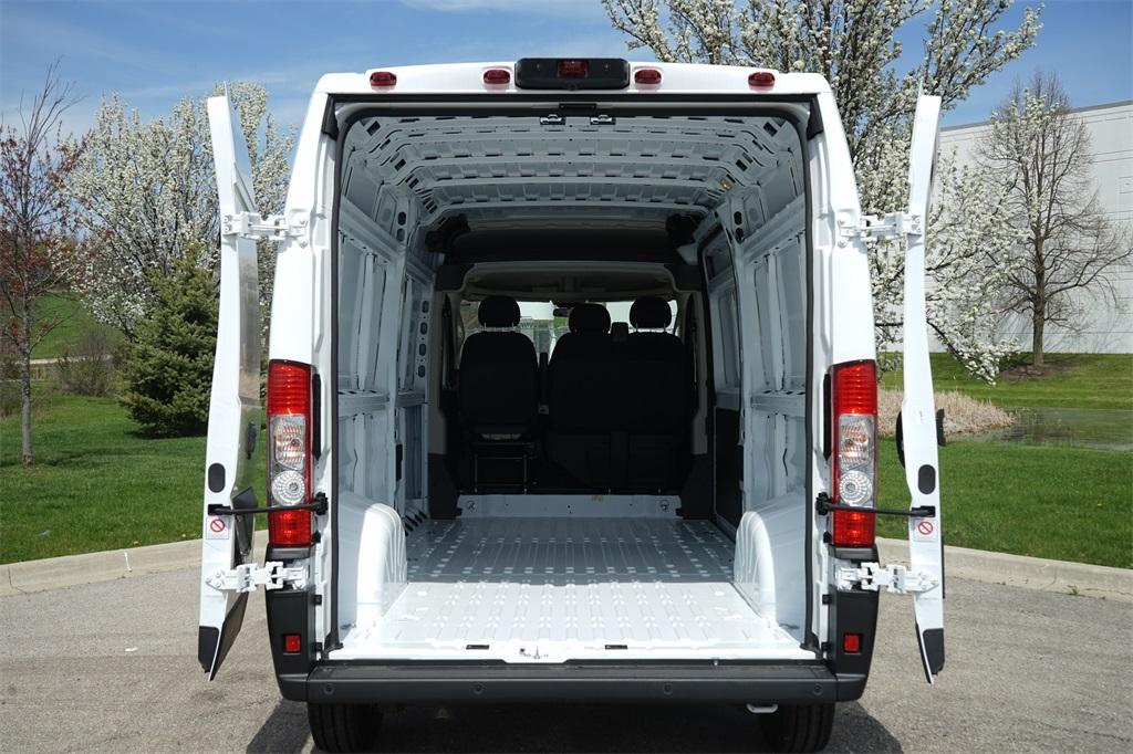 2020 ProMaster 2500 High Roof FWD, Empty Cargo Van #R2530 - photo 1