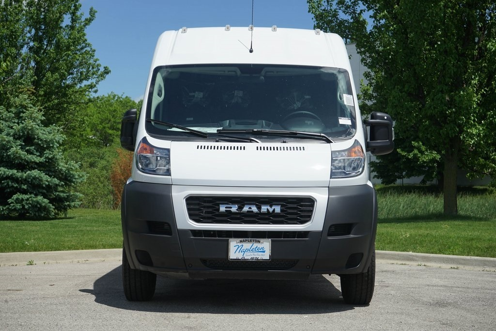 2020 ProMaster 3500 High Roof FWD, Empty Cargo Van #R2535 - photo 3