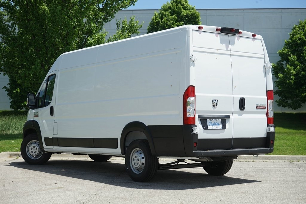 2020 ProMaster 3500 High Roof FWD, Empty Cargo Van #R2535 - photo 7