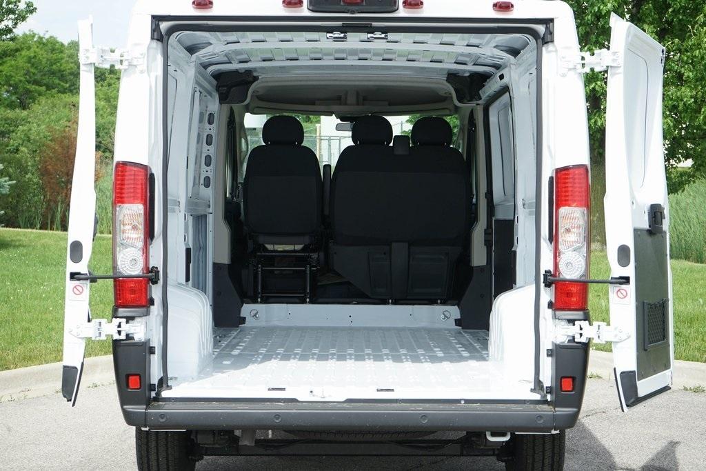 2020 Ram ProMaster 1500 Standard Roof FWD, Empty Cargo Van #R2539 - photo 1