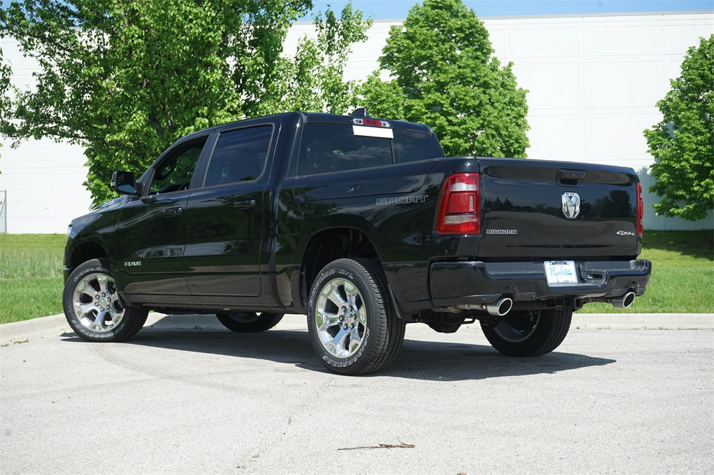 2020 Ram 1500 Crew Cab 4x4, Pickup #R2541 - photo 2
