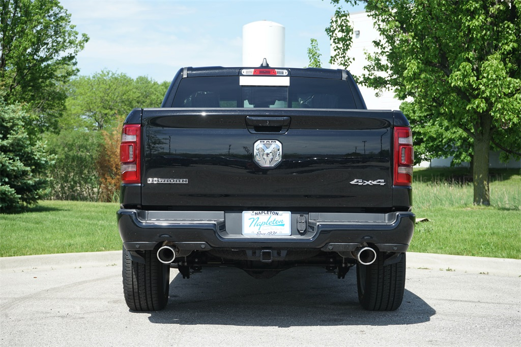 2020 Ram 1500 Crew Cab 4x4, Pickup #R2541 - photo 8