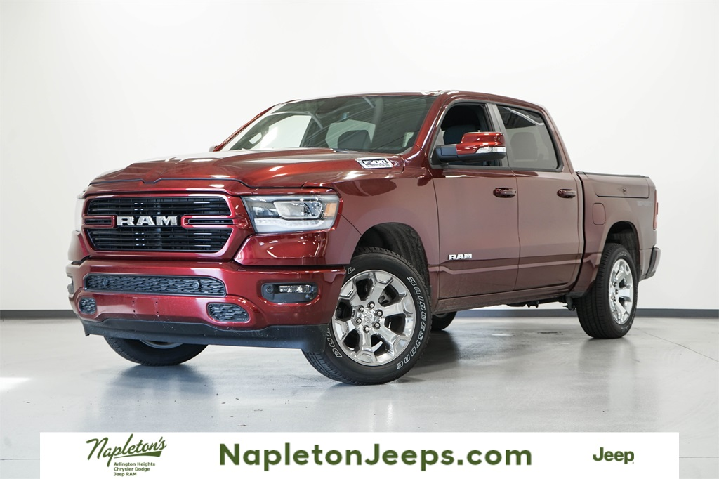 2020 Ram 1500 Crew Cab 4x4, Pickup #R2546 - photo 1