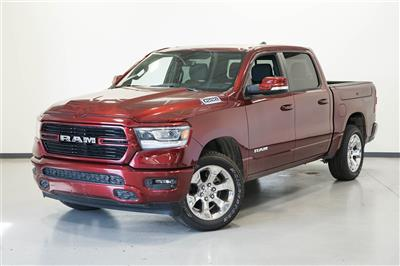 2020 Ram 1500 Crew Cab 4x4, Pickup #R2546 - photo 3
