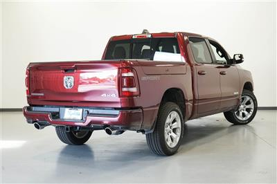 2020 Ram 1500 Crew Cab 4x4, Pickup #R2546 - photo 8