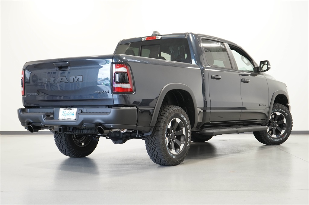 2021 Ram 1500 Crew Cab 4x4, Pickup #R2716 - photo 10