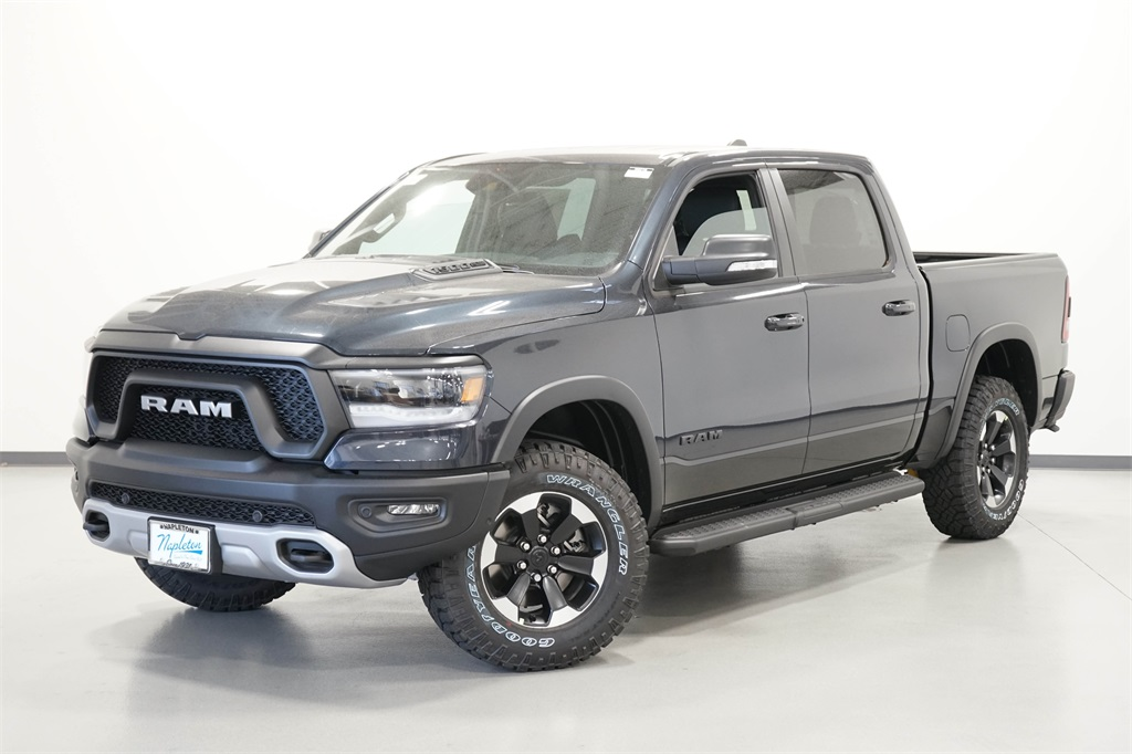 2021 Ram 1500 Crew Cab 4x4, Pickup #R2716 - photo 3