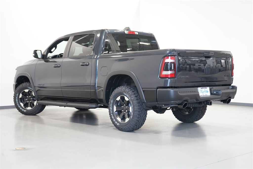 2021 Ram 1500 Crew Cab 4x4, Pickup #R2716 - photo 2
