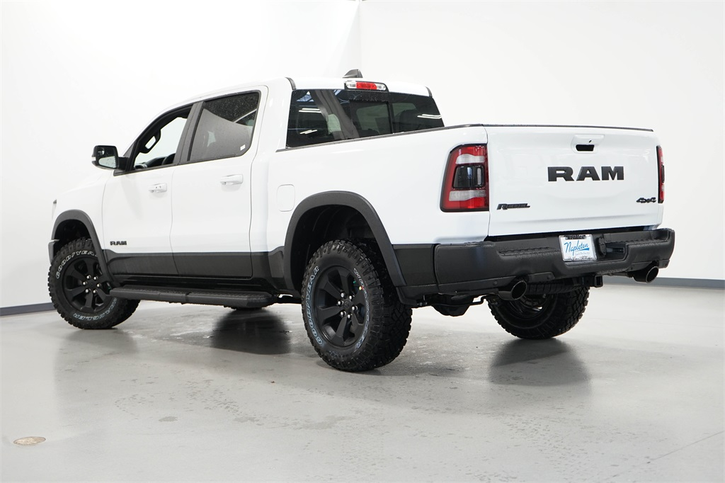 2021 Ram 1500 Crew Cab 4x4, Pickup #R2720 - photo 1