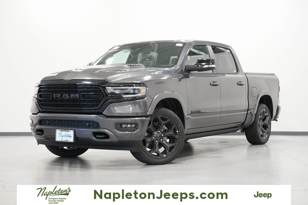 2021 Ram 1500 Crew Cab 4x4, Pickup #R2725 - photo 1