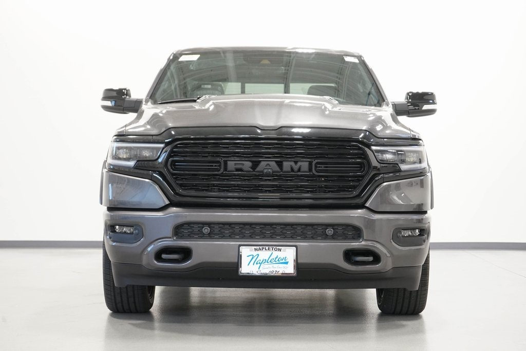 2021 Ram 1500 Crew Cab 4x4, Pickup #R2725 - photo 4