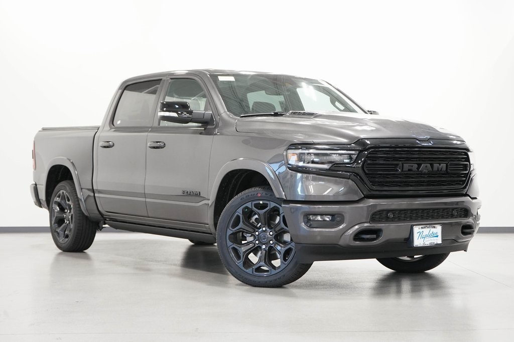2021 Ram 1500 Crew Cab 4x4, Pickup #R2725 - photo 5