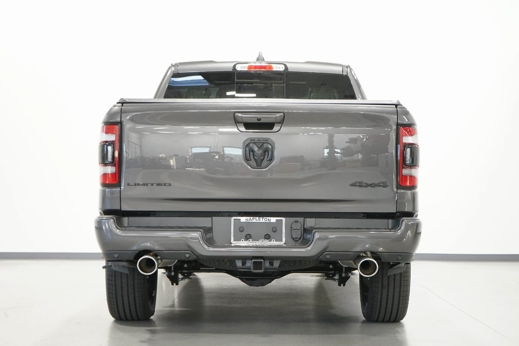 2021 Ram 1500 Crew Cab 4x4, Pickup #R2725 - photo 7