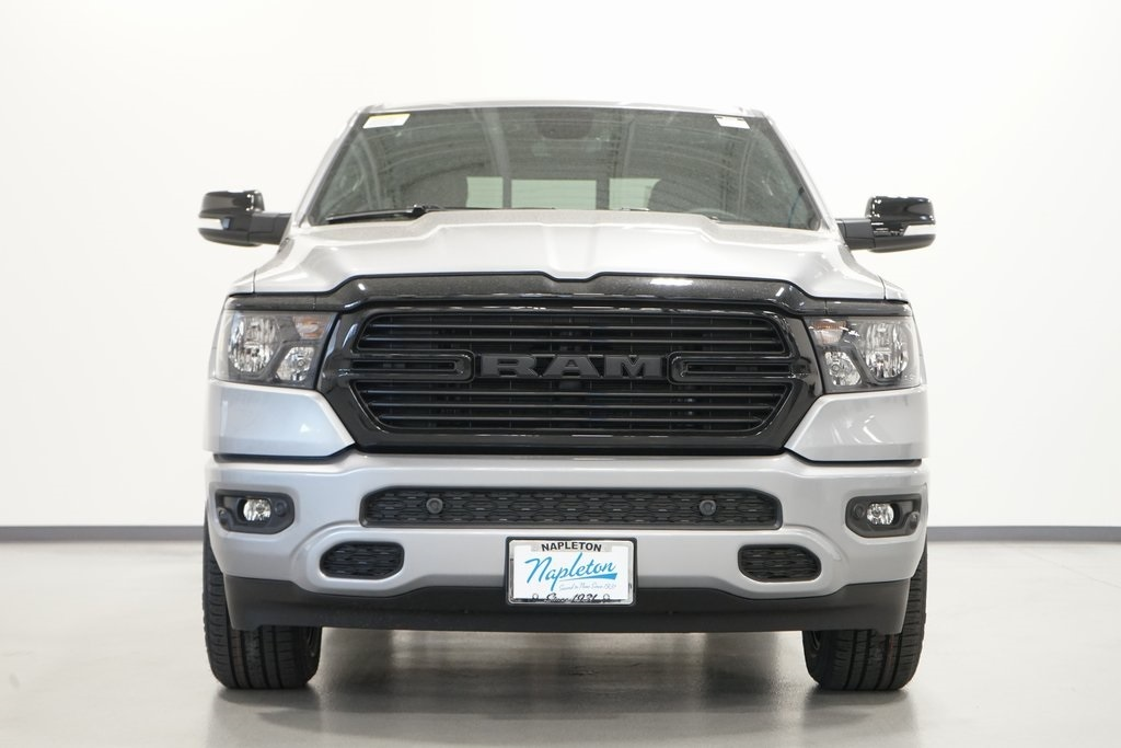 2021 Ram 1500 Crew Cab 4x4, Pickup #R2812 - photo 4