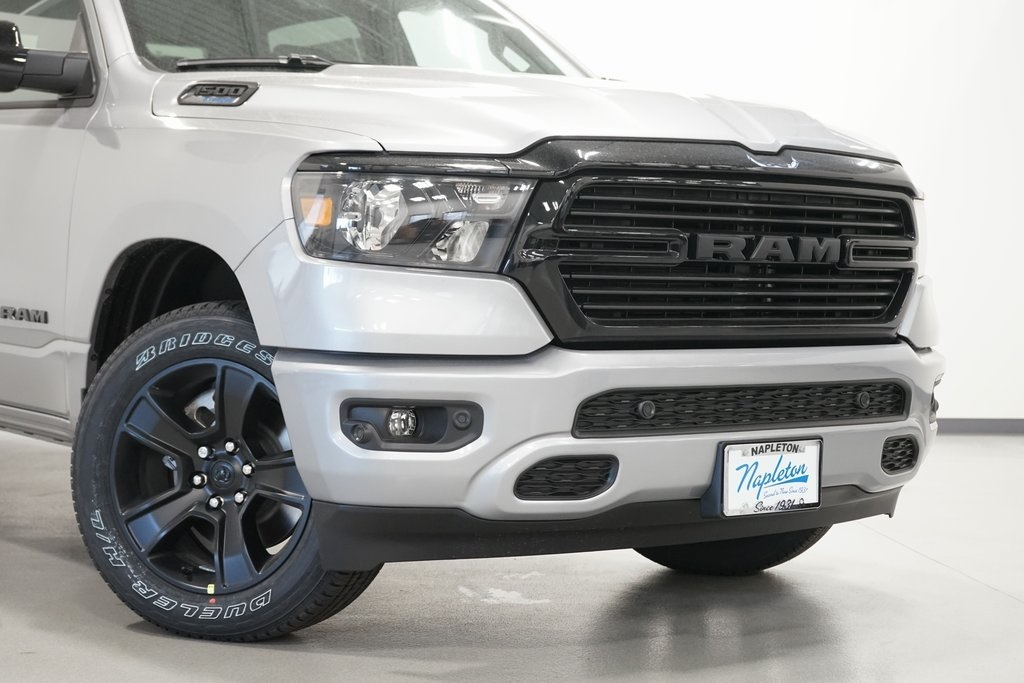 2021 Ram 1500 Crew Cab 4x4, Pickup #R2812 - photo 6