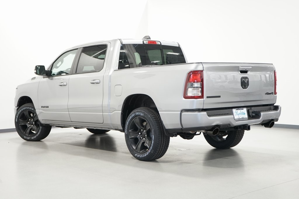 2021 Ram 1500 Crew Cab 4x4, Pickup #R2812 - photo 2
