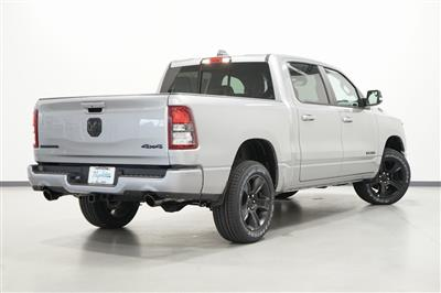2021 Ram 1500 Crew Cab 4x4, Pickup #R2812 - photo 9