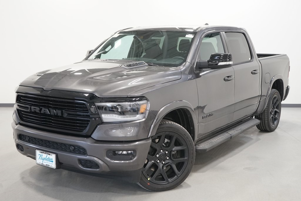 2021 Ram 1500 Crew Cab 4x4, Pickup #R2826 - photo 3
