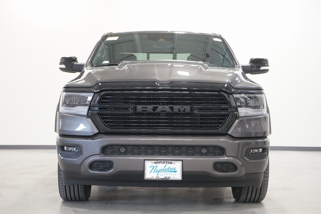 2021 Ram 1500 Crew Cab 4x4, Pickup #R2826 - photo 4
