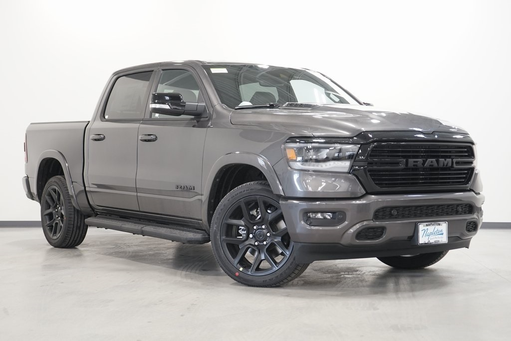 2021 Ram 1500 Crew Cab 4x4, Pickup #R2826 - photo 5