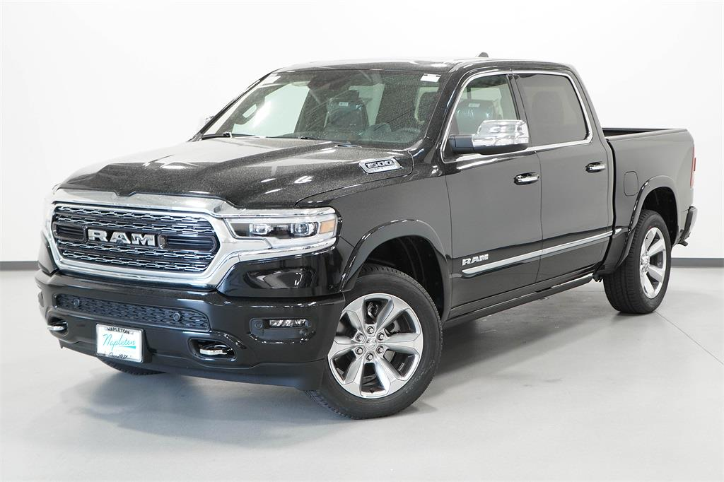2021 Ram 1500 Crew Cab 4x4, Pickup #R2882 - photo 3