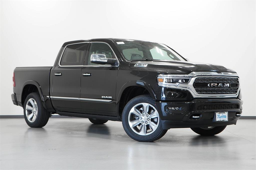 2021 Ram 1500 Crew Cab 4x4, Pickup #R2882 - photo 5