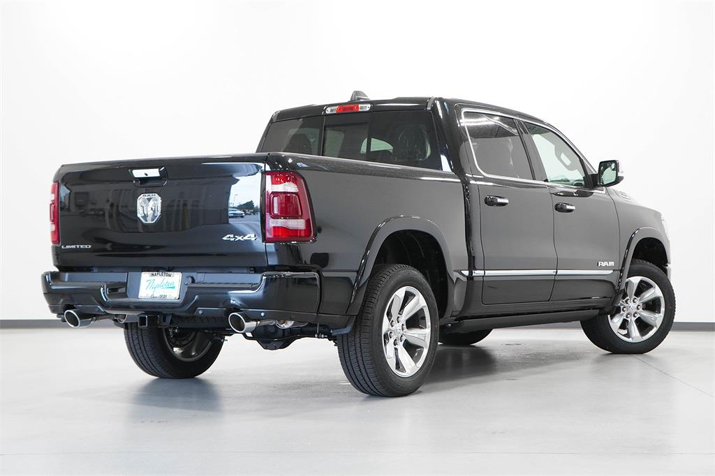 2021 Ram 1500 Crew Cab 4x4, Pickup #R2882 - photo 8