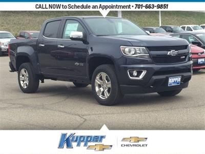 New 2018 Chevrolet Colorado Crew Cab Pickup For Sale In Bismarck Nd