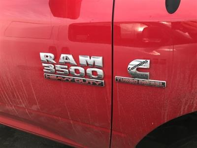 2018 Ram 3500 Regular Cab DRW 4x4,  Platform Body #362965 - photo 5