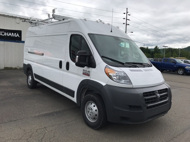 2018 ProMaster 2500 High Roof,  Upfitted Cargo Van #W8047 - photo 3
