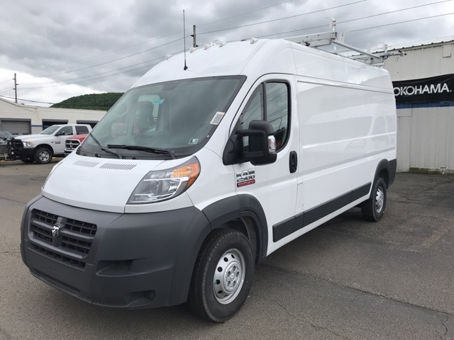 2018 ProMaster 2500 High Roof FWD,  Adrian Steel General Service Upfitted Cargo Van #W8047 - photo 3