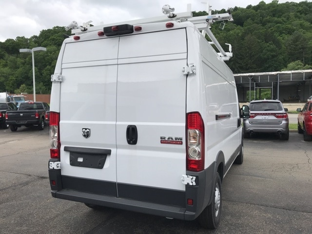 2018 ProMaster 2500 High Roof FWD,  Adrian Steel Upfitted Cargo Van #W8047 - photo 8