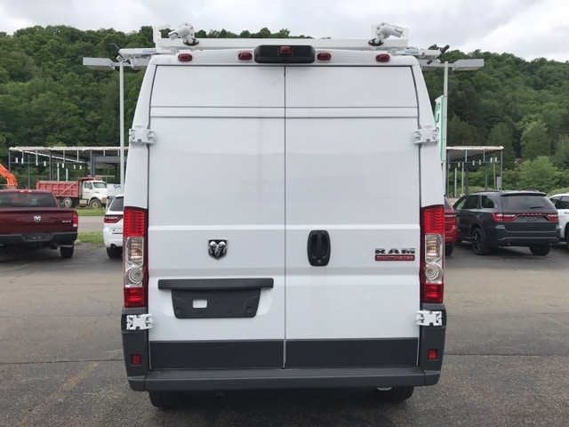2018 ProMaster 2500 High Roof FWD,  Adrian Steel Upfitted Cargo Van #W8047 - photo 9