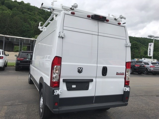 2018 ProMaster 2500 High Roof FWD,  Adrian Steel Upfitted Cargo Van #W8047 - photo 10