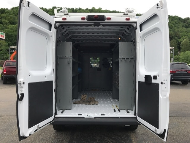 2018 ProMaster 2500 High Roof FWD,  Adrian Steel Upfitted Cargo Van #W8047 - photo 7