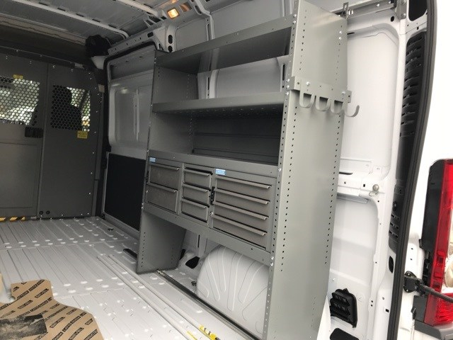 2018 ProMaster 2500 High Roof,  Upfitted Cargo Van #W8047 - photo 12