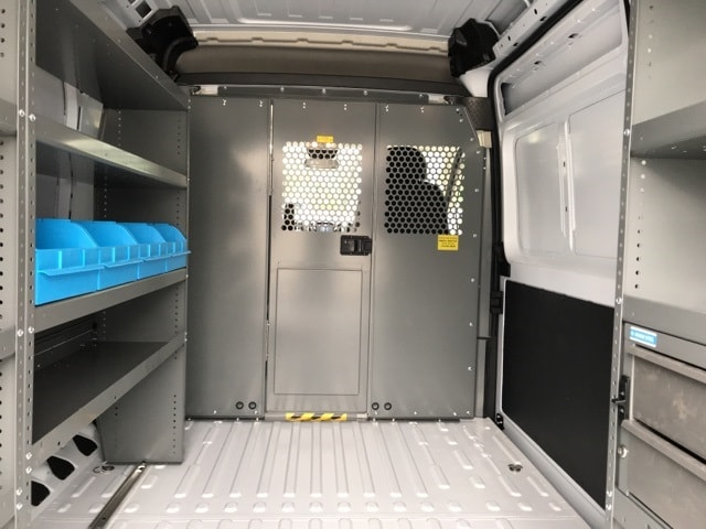 2018 ProMaster 2500 High Roof FWD,  Adrian Steel Upfitted Cargo Van #W8047 - photo 2